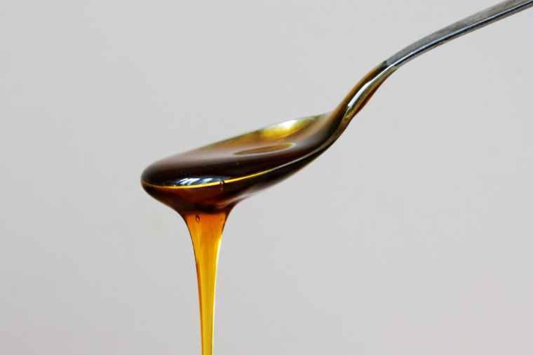 food spoon honey sweet